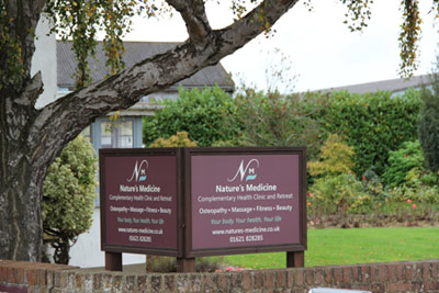 Natures Medicine Purleigh Clinic