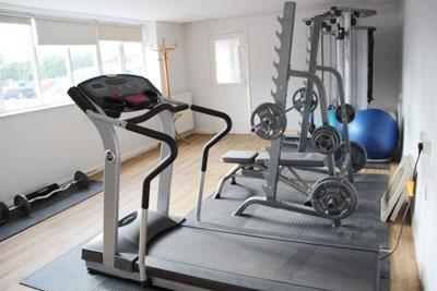 Purleigh Clinic Gym