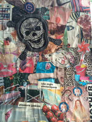 Self discovery through collage – Workshop 9th March 7 – 9pm