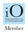 Institute of Osteopathy Member